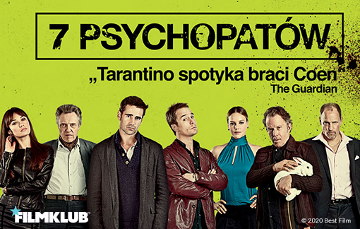 Siedmiu psychopatów